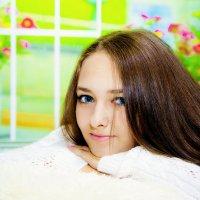 моя дочь Влада :: Наталья Мерзликина