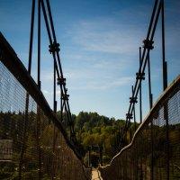 мост с. Костенково :: Артем
