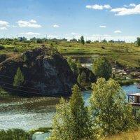 Спасательная станция (панорама из шести кадров) :: Дмитрий Костоусов