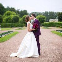 Настя и Влад :: Марина Семенкова