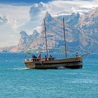 Пираты :: Елена Чижова