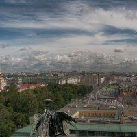 С высоты птичьего полета(Санкт-Петербург) :: Александр Лебедев