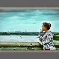 И боль теченьем уносило и чайки провожали боль :: Вячеслав Владимирович