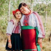Бабушка и внучка :: Виктор Федоров