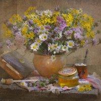 С полевыми цветами :: Evgeniy Belkov