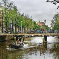 Весенний Амстердам... :: Cергей Павлович