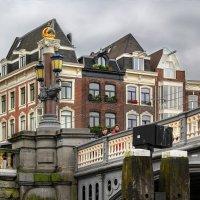Амстердам. Зарисовка со стороны реки. :: Cергей Павлович