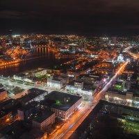 Екатеринбург зажигает огни :: Наталия Женишек