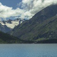 Горное озеро :: Елена Баландина