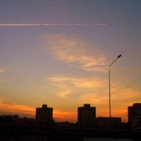 Ночной город. :: Мила Бовкун