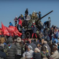 9 мая 2015 года. :: Андрей Шипицын