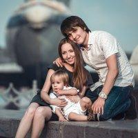 Семейный портрет :: Ирина Абрамова