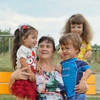 Дети приемными не бывают :: Андрей Майоров