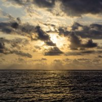 Закат. Море. :: Алексей