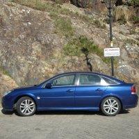 Запрещена парковка, однако! :: Natalia Harries