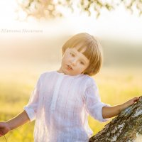 Солнечный мальчик :: Татьяна Малинина