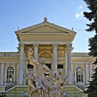 Скульптурная группа «Лаокоон и его сыновья». :: Александр Корчемный