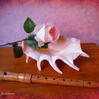 Когда звучит флейта :: Nina Yudicheva