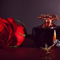 Обалденный аромат в красивом флаконе! :: Семен Кактус