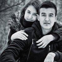 как то зимой :: Евгений Ромащенко