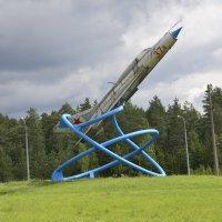 памятник возле Тихвина :: Михаил Радин