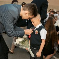 Посвящение в первоклассники :: Дарья Казбанова