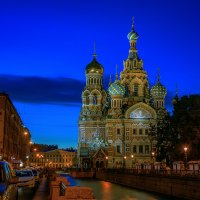 Храм Спаса на Крови (Санкт-Петербург) :: Борис Гольдберг