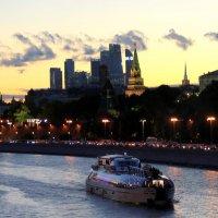 .. Городской пейзаж (этюд №1) :: Арина Дмитриева