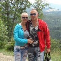 Саня и Оля. :: Любовь