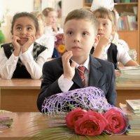 Первый раз в первый класс! :: Маргарита Кириллова