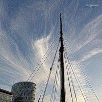 Небеса и мачта :: Nina Yudicheva