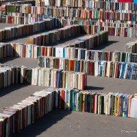 ну-ка,книжки встали в ряд :: Олег Лукьянов
