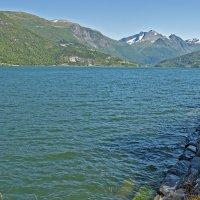 Water and Mountains again :: Roman Ilnytskyi