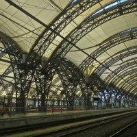 ажур дрезденского вокзала :: Елена