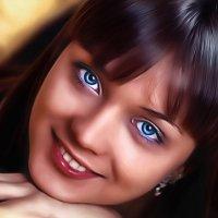 Портрет девушки :: Fancy Art