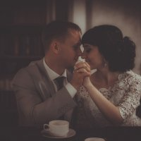 За чашечкой кофе :: Ирина Малинина