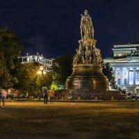 Памятник Екатерине Второй (Санкт-Петербург) :: Борис Гольдберг