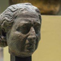 Портрет пожилой женщины, II век н.э. :: Анатолий Бастунский