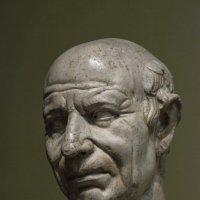 Портрет старого римлянина, I в. н.э. :: Анатолий Бастунский