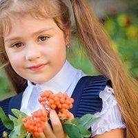 Первоклассная  красота :: Екатерина Тырышкина