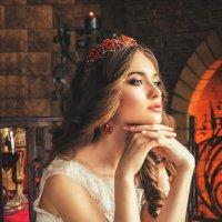 Прекрасная невеста Алиса :: Татьяна Молокина