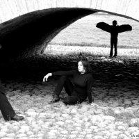 Демоны под мостом :: Анна Янн