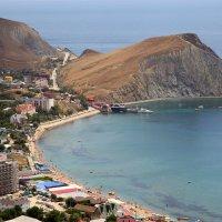 Вид на пляж :: Ирина Фирсова