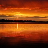 Кольский полуостров, Канозеро :: Валерий Толмачев