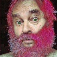Эх, хочу розовую бороду :: Борис Соловьев