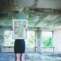 взгляд сквозь отражение :: Игорь Шпанкин