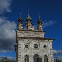 Михайло-Архангельский собор,1729г. :: Сергей Цветков