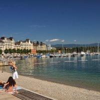 Женева -озеро.. :: igor