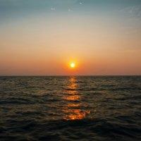 Закатное небо :: Виктор Филиппов