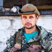 боец :: Олег Никитин